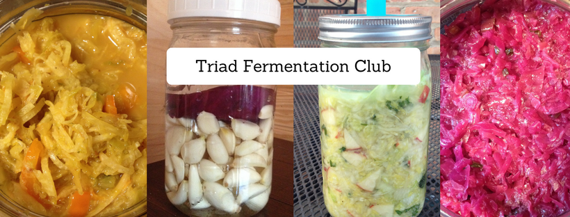 Triad Fermentation Club